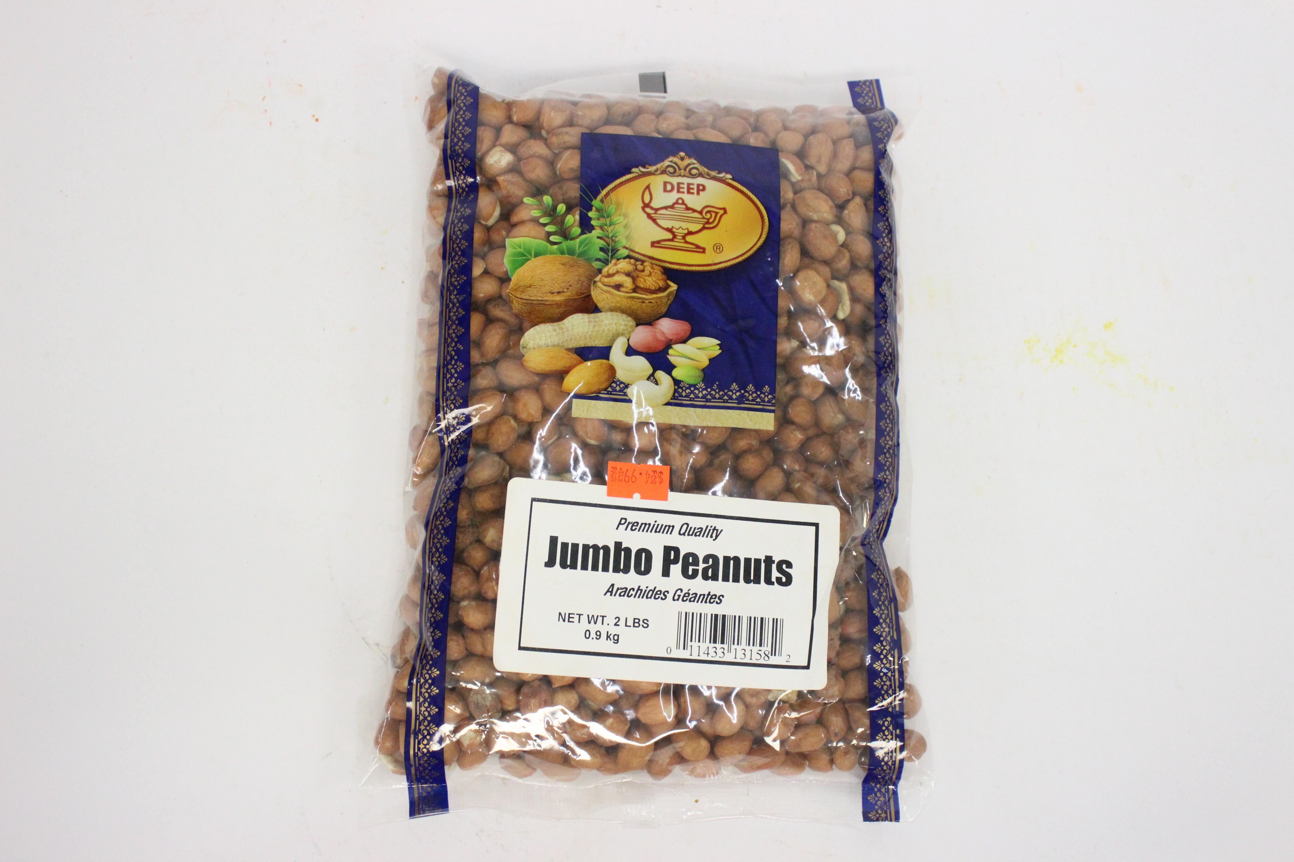 Premium Jumbo Peanuts 28 oz