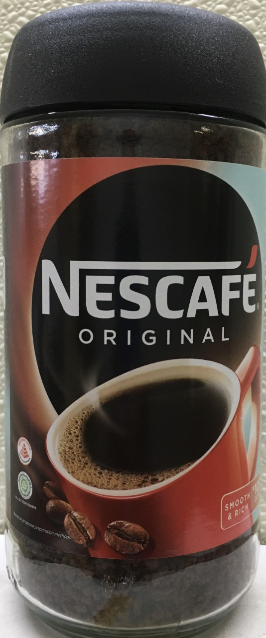 Nescafe Original Coffee 210 grm