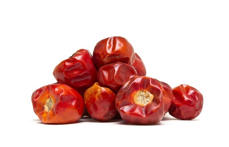 Dry Red Chilli Round 3.5 oz