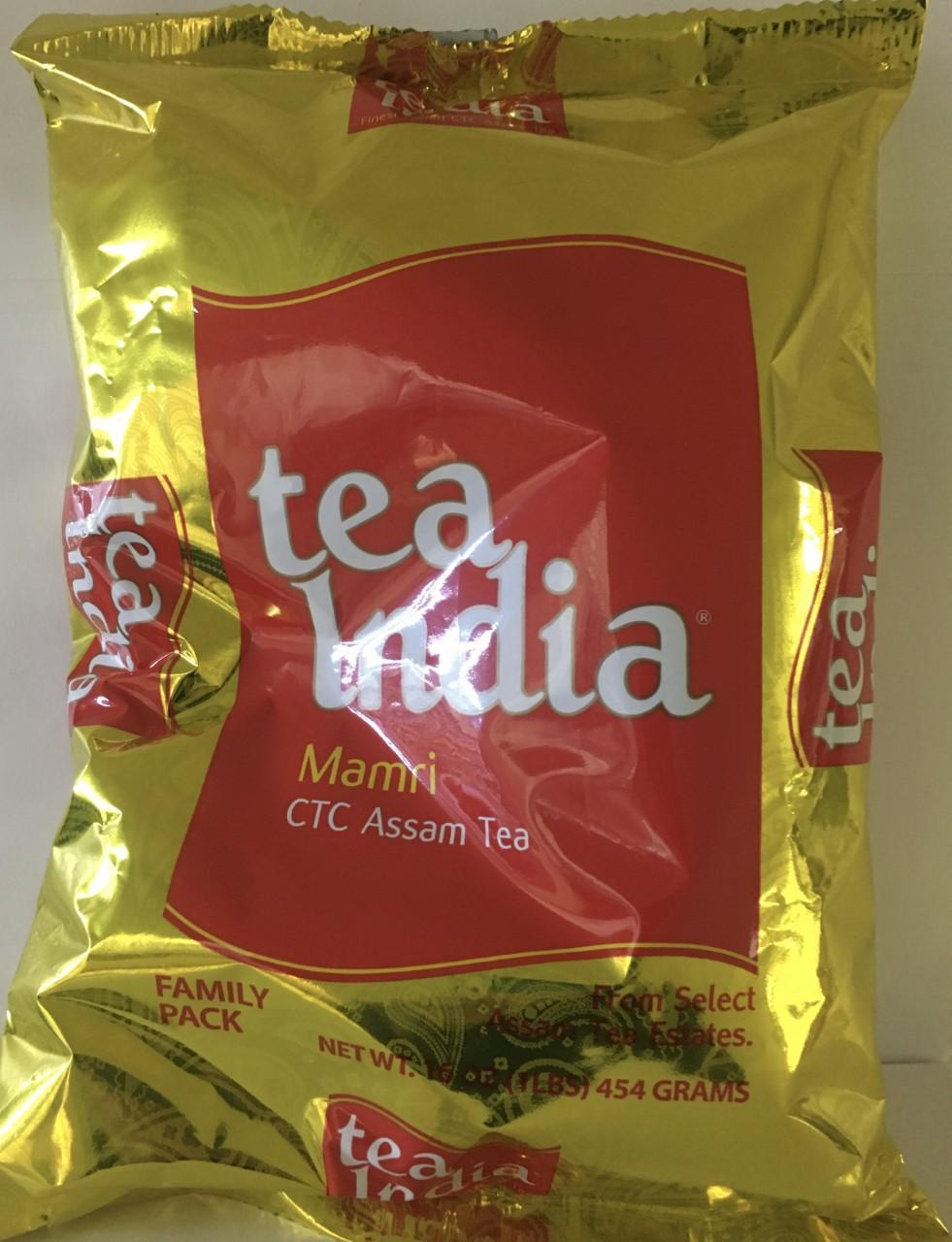 Tea India Mamri Leaf Tea 454 grm