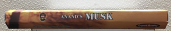 Anand's Musk Incense Sticks(Agarbatti) 1 Pack