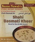 Banne Nawab's Hyderabadi Shahi Basmati Kheer Mix 7 oz