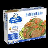 Colonel Beef Chapli Kababs 8 pcs 18 oz