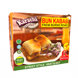 Karachi Delight's Bun Kabab - 6 Pcs - 22.92 oz