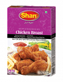 Shan Chicken Broast Spice Mix 125 grm