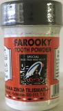 Farooky Tooth Powder 40 grm