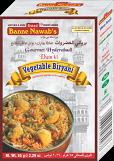 Banne Nawab's Vegetable Biryani Masala  65 grm
