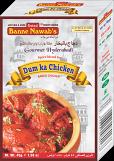Banne Nawab's Dum Ka Chicken Masala 45 grm