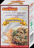 Banne Nawab's Chicken Manchurian Masala 120 grm