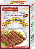 Banne Nawab's Seek Kebab Masala 87 grm