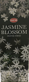 HEM Jasmine Blossom Incense Sticks(Agarbatti) 6 Packs