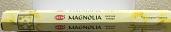HEM Magnolia Incense Sticks(Agarbatti) 1 Pack
