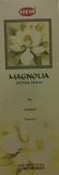 HEM Magnolia Incense Sticks(Agarbatti) 6 Packs