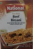 National Beef Biryani Spice Mix 45 grm