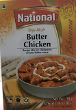 National Butter Chicken Spice Mix 50 grm
