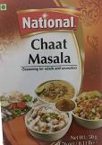 National Chat Masala Spice Mix 50 grm
