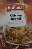 National Chicken biryani Spice Mix 45 grm
