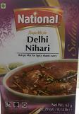 National Delhi Nahari Spice Mix 65 grm