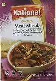 National Meat Masala Spice Mix 100 grm