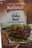 National Tikka Boti Spice Mix 50 grm