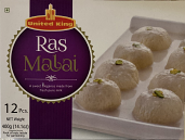 United King Ras Malai-12 pcs-14.1 oz