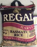 Regal World's Longest Basmati Rice 10 lbs