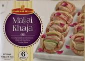 United King Malai Khaja - 6 pcs - 14.1 oz