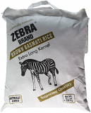 Zebra Brown Basmati Rice 10lb