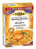 Tooba Bombay Biryani Spice Mix 120 Grm