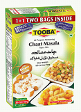 Tooba Chaat Masala Spice Mix 100 Grm