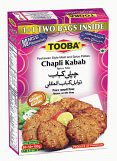 Tooba Chapli Kabab Spice Mix 100 Grm