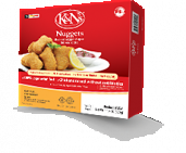 k & N's Breaded Chicken  Nuggets (Family Pack) 20.5 oz
