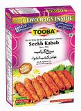 Tooba Seekh Kabab Spice Mix 100 Grm