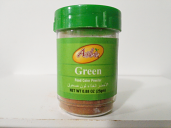 Green Food Color(Powder) 0.88 oz
