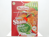 Mezban Chicken Shami Kabab 10 pcs 14.11 oz