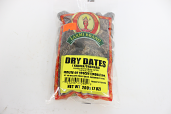Dry Dates 21 oz