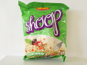 Shoop Chicken Flavour Instant Noodles 70 grm