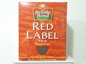 Brooke Bond Red Label Tea 900 grm