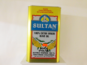 Sultan 100% Extra Virgin Olive Oil 1 Gal