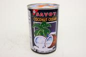 Savoy Coconut Cream 14 oz
