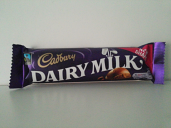 Cadbury Dairy Milk Chocolate 45 grm