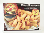 Deep Vegitable Spring Rolls 35 pcs 9 oz