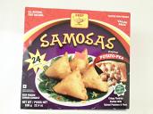 Deep Samosas Potato-Pea 24 pcs 22.4 oz