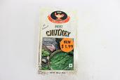Deep Mint Chutney(Frozen) 10 oz