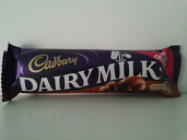 Cadbury Dairy Milk Whole Nut 45 grm