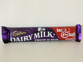 Cadbury Dairy Milk Fruit & Nut 120 grm