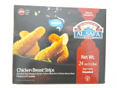 Al Safa Chicken Breast Strips 21.1 oz