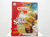 Mezban Chicken Seekh Roll 4 pcs 7.1 oz