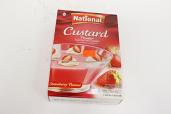 National Custard Powder Strawberry Flavour 300 grm