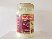 National Ginger & Garlic Paste 750 grm